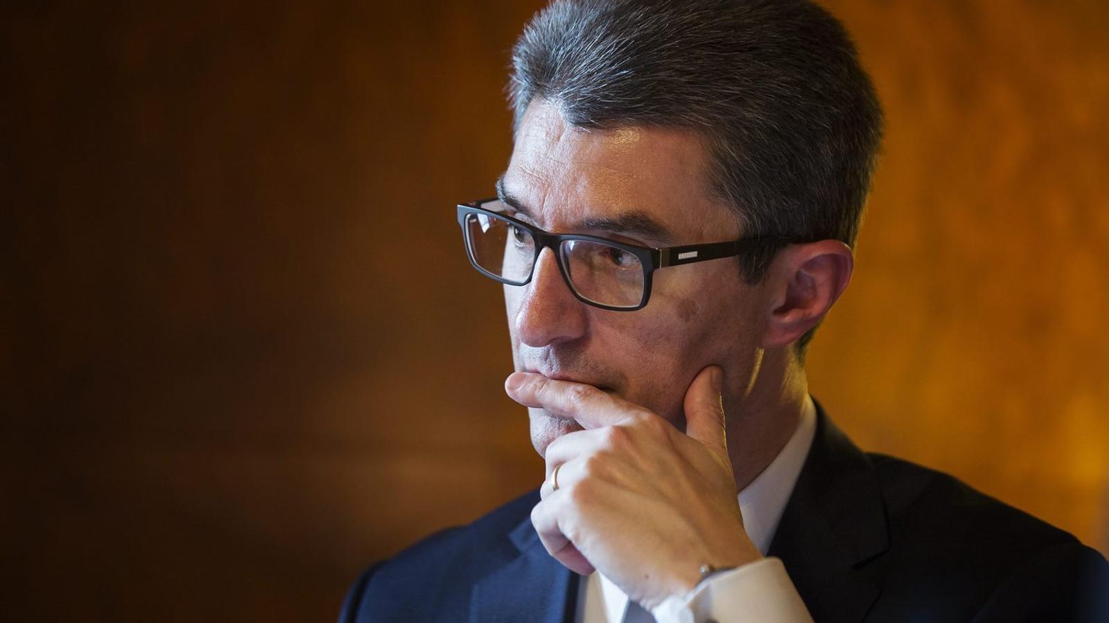 La inacció de l'Estat congela  una inversió de 30 milions de BASF