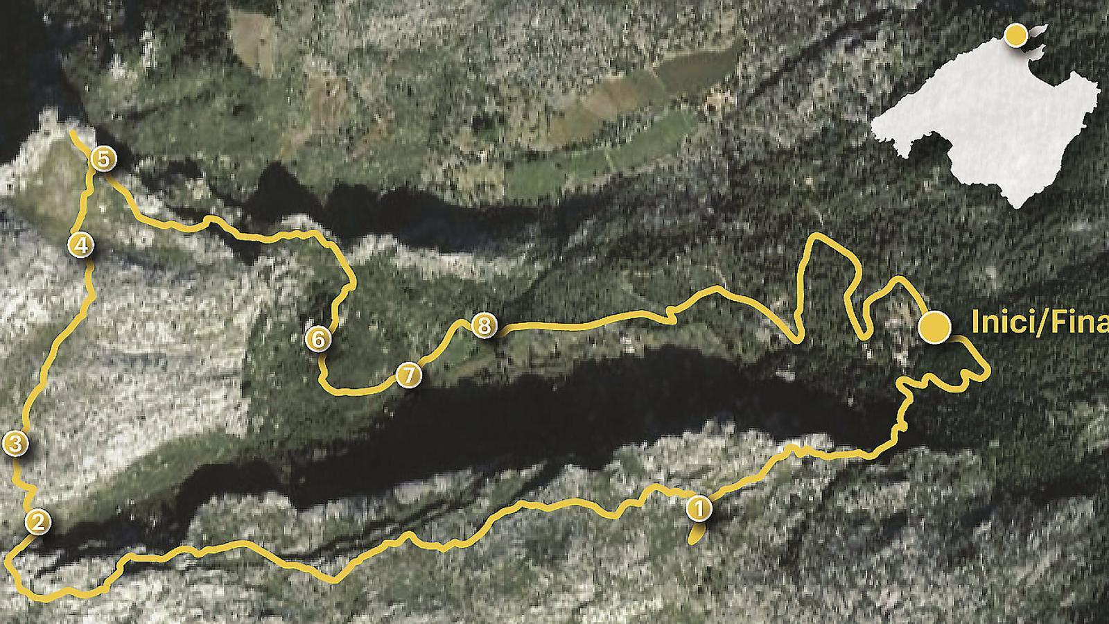 Una ruta per la cuculla de Fartàritx i la cova Morella