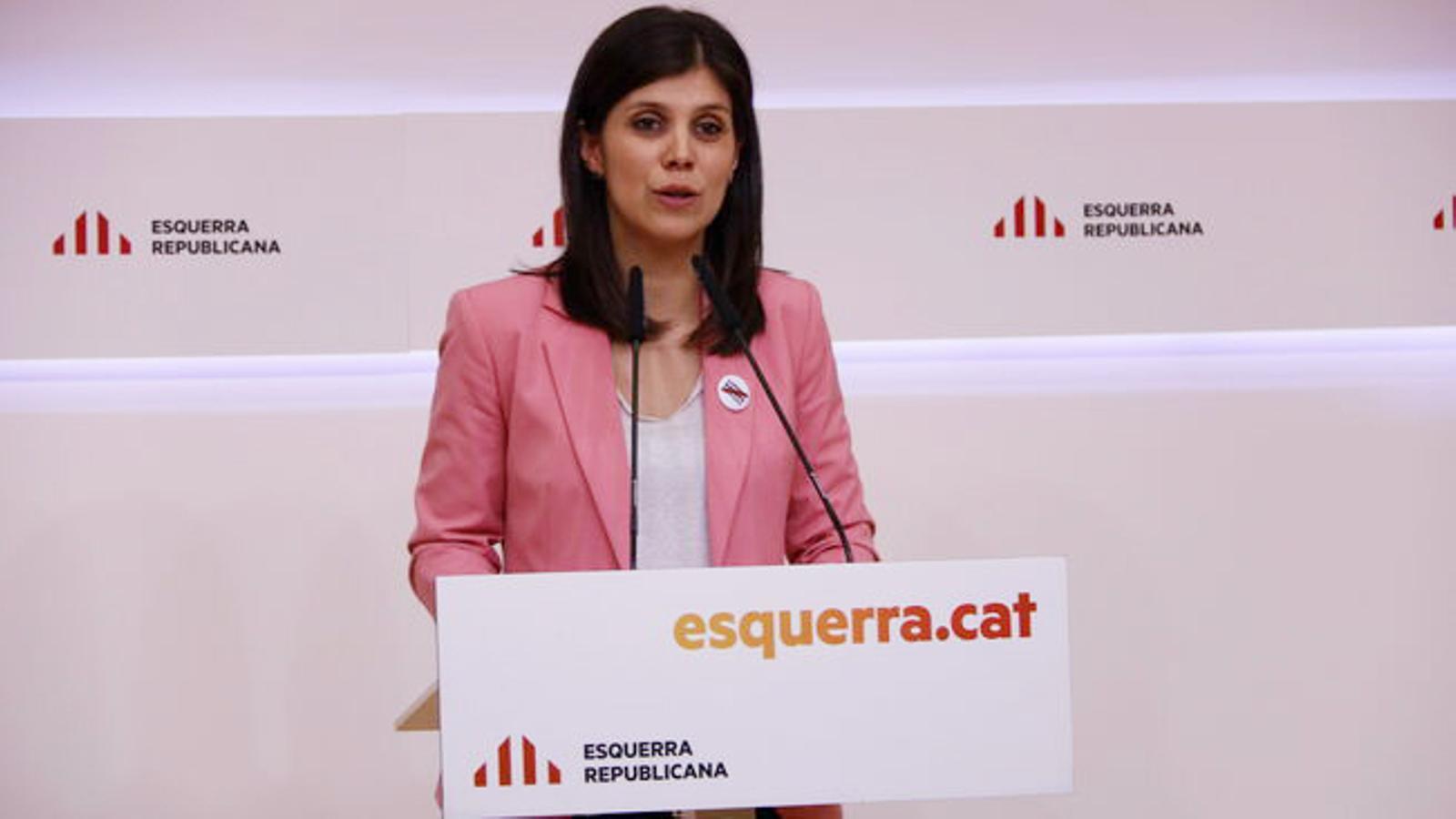 ERC allunya al gener un acord amb Sánchez per a la investidura