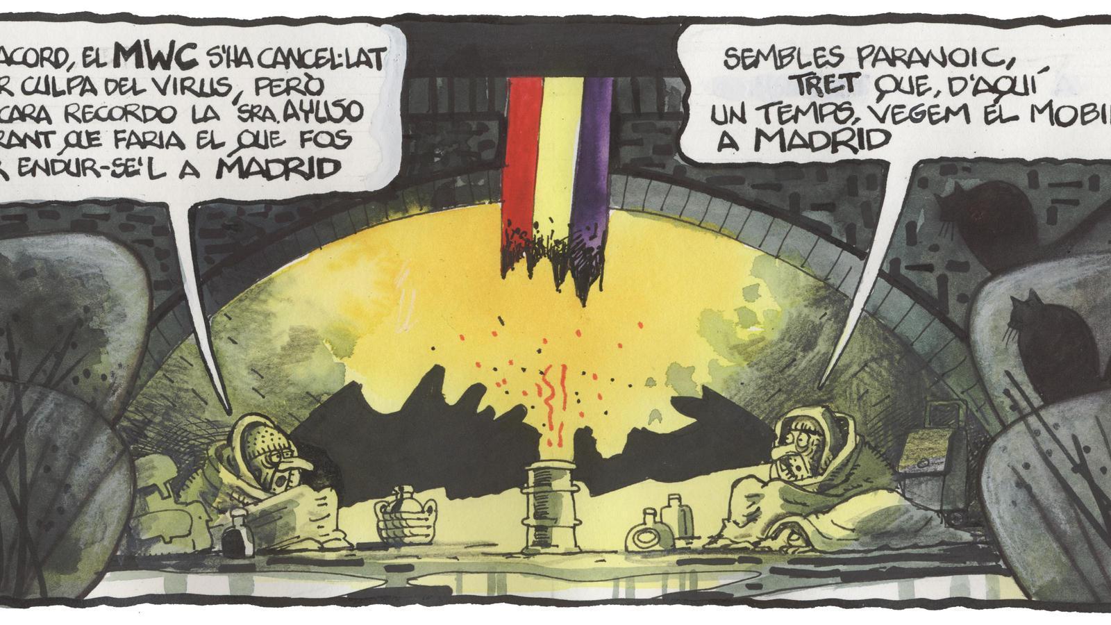 'A la contra', per Ferreres 14/02/2020