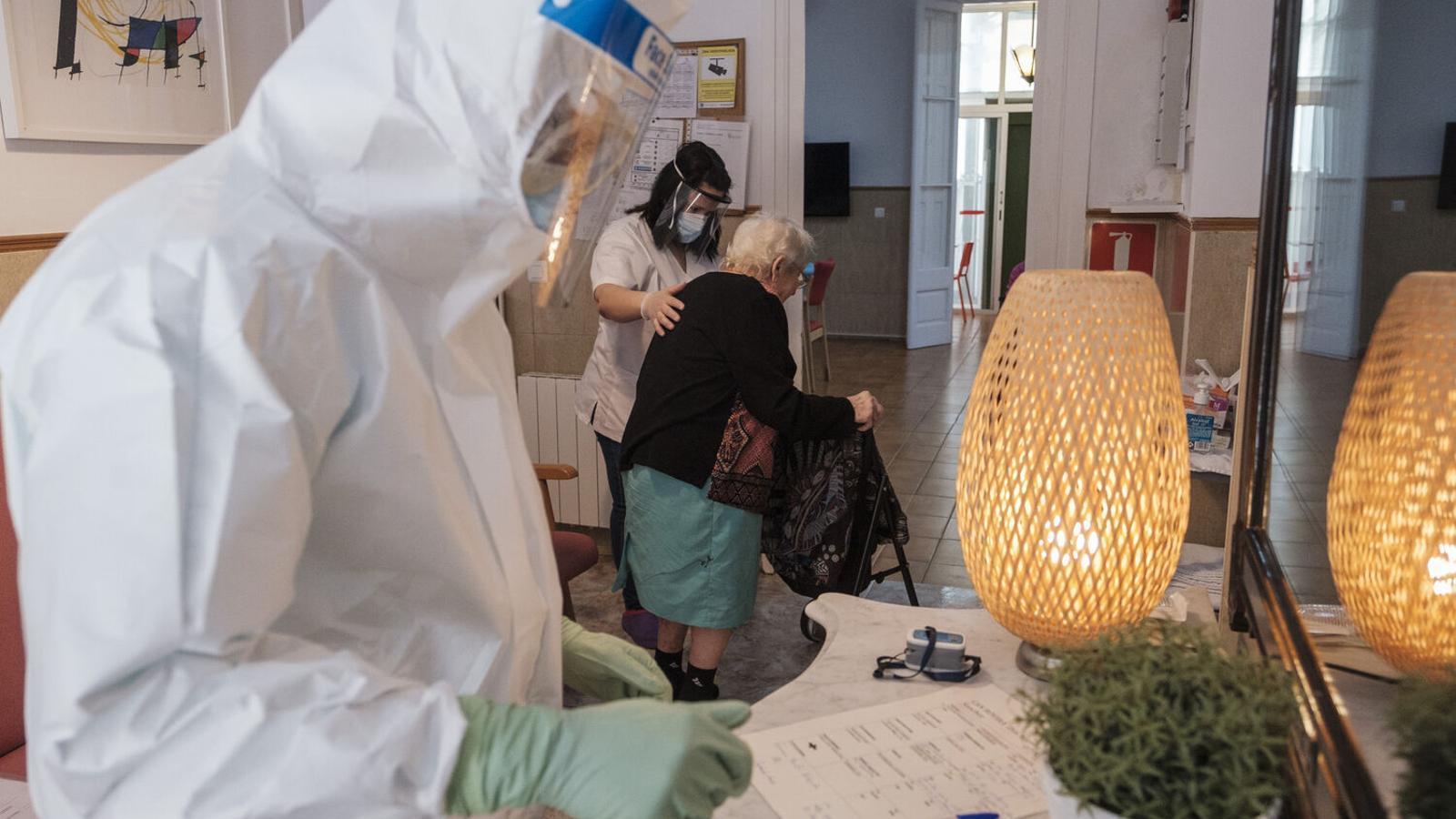 Des de l'inici de la pandèmia, 161 persones han perdut la vida en les residències de gent gran de les Illes