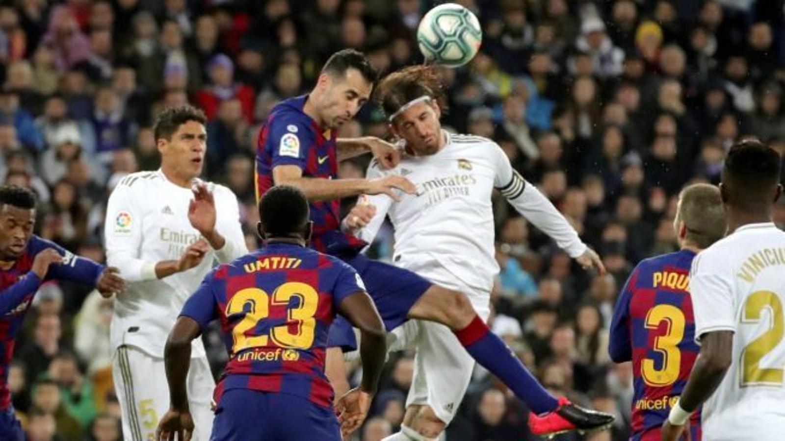 El Barça es queda molt a prop del Reial Madrid al rànquing de Branding Finance Football