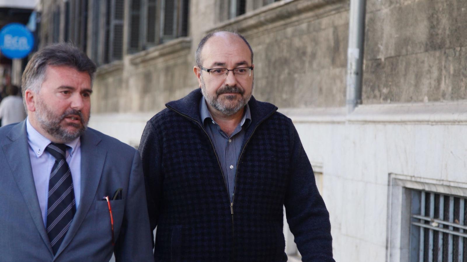 L'Audiència reobre el cas Minerval contra Escribá