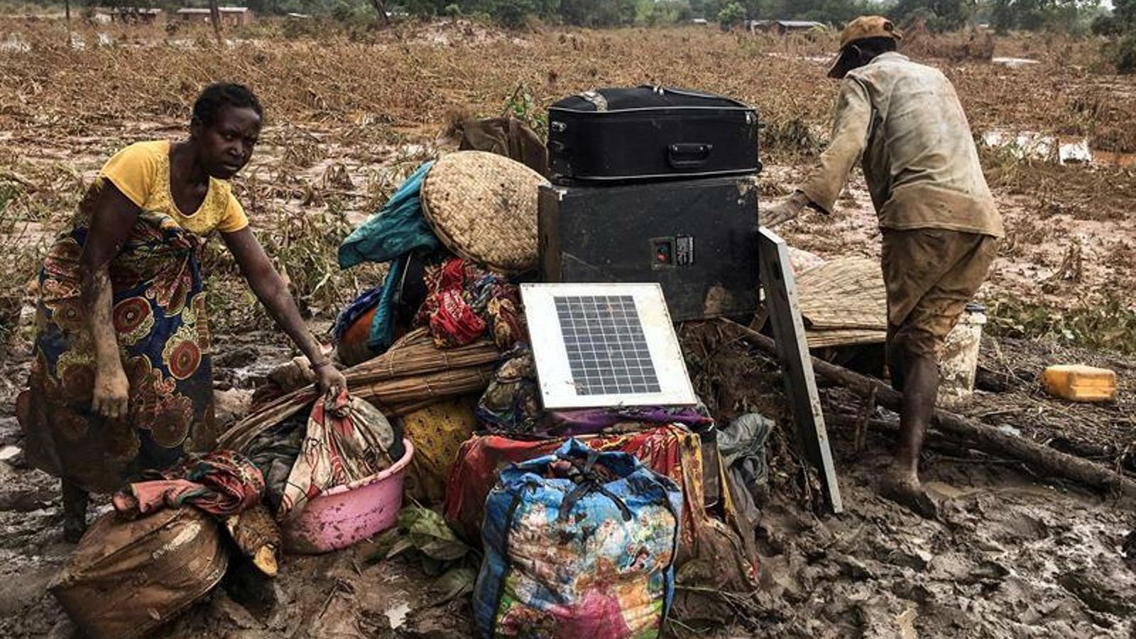 15.000 persones atrapades a Moçambic pel cicló 'Idai'