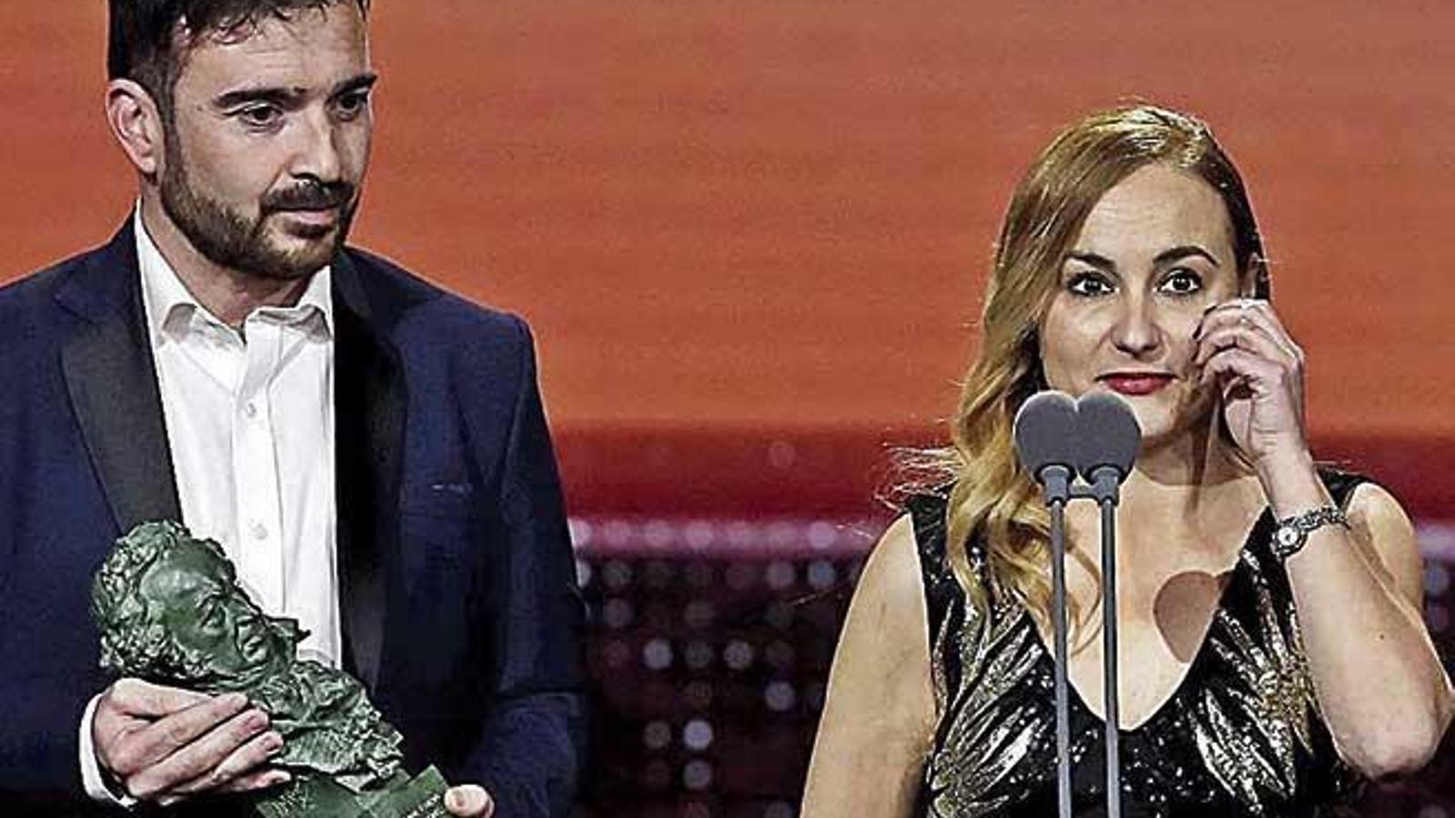 Mallorca torna triomfar en els Goya