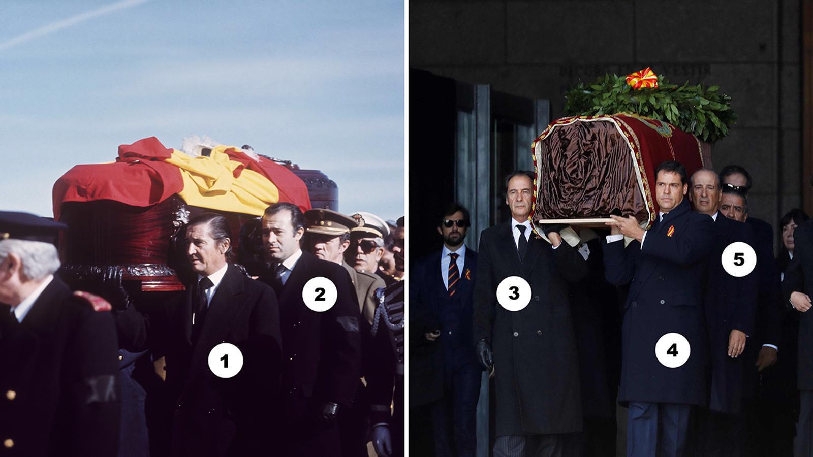 Exhumació i exaltació de Franco