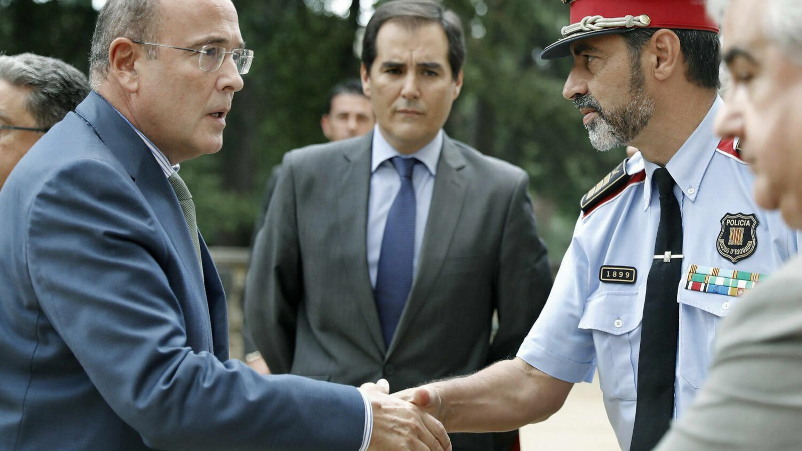 """L'anàlisi d'Antoni Bassas: """"Per què diuen llei quan volen dir unitat d'Espanya?"""""""