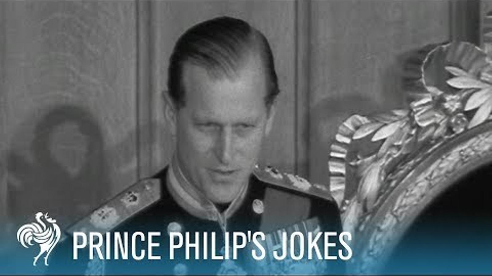 Els acudits del príncep