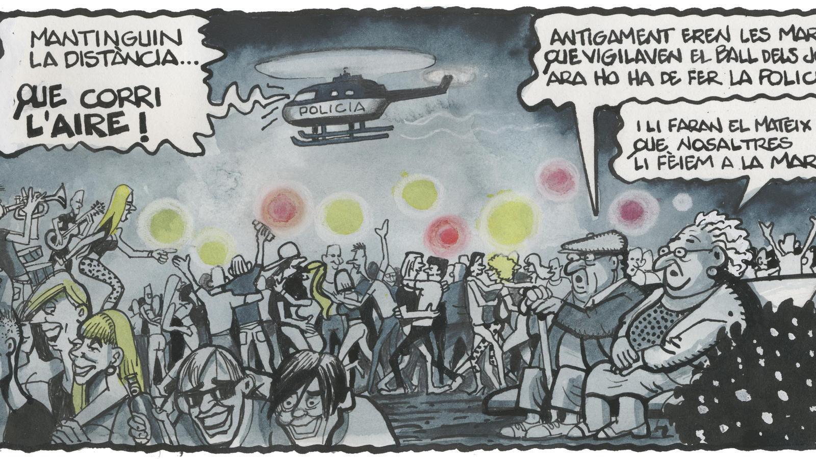 'A la contra', per Ferreres 23/06/2020
