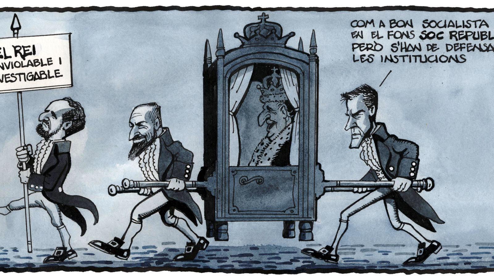 'A la contra', per Ferreres 17/01/2021