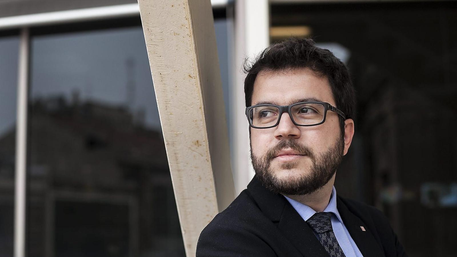 Aragonès ofereix canvis fiscals per atreure socis als comptes