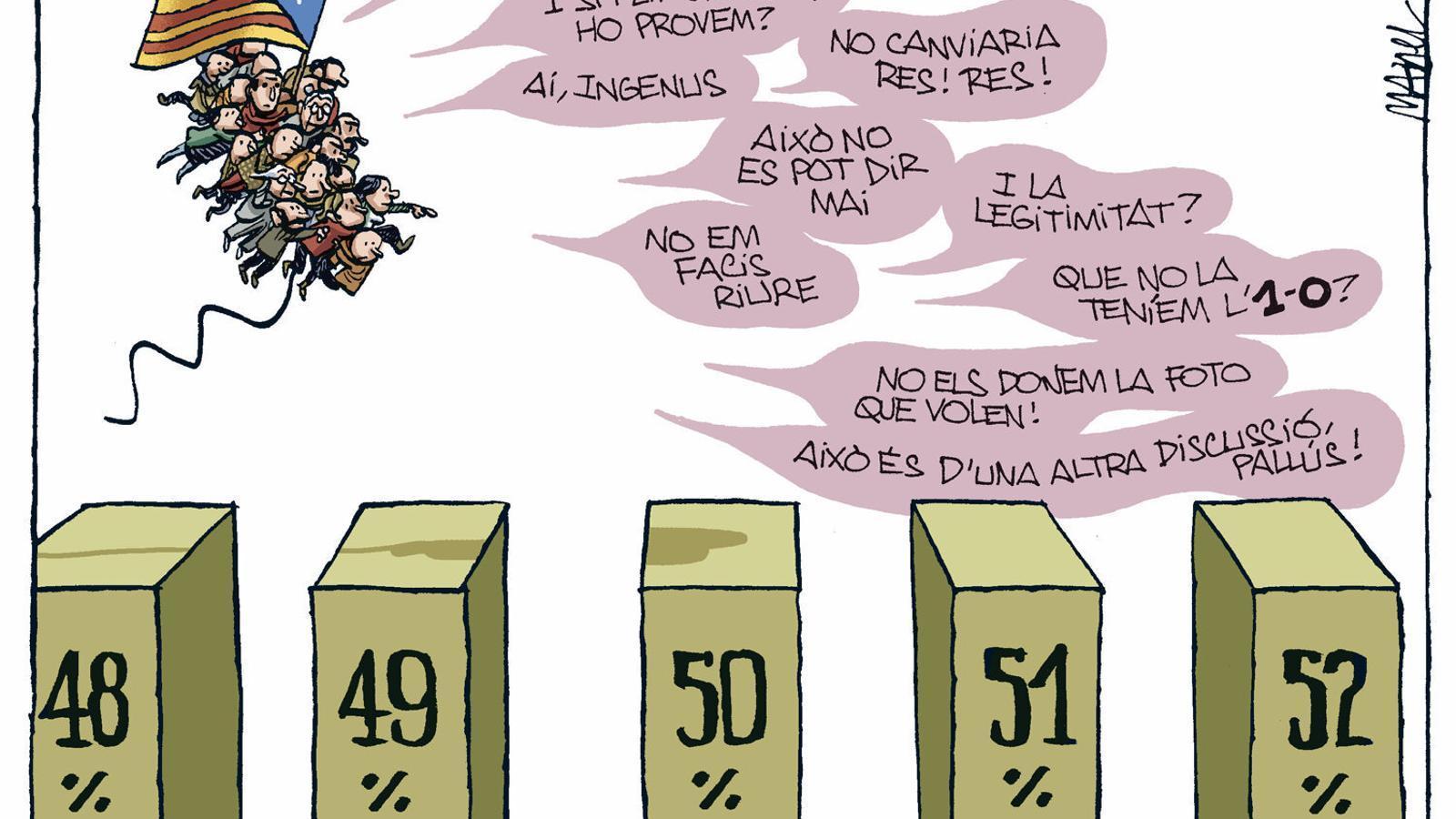 La vinyeta de Manel Fontdevila 18/10/2020
