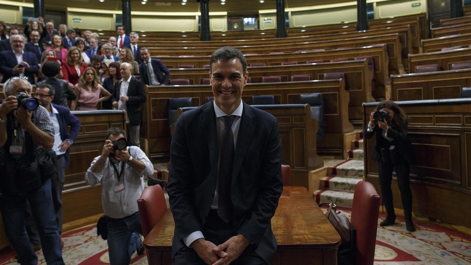 EN DIRECTE: La sessió constitutiva de les Corts espanyoles
