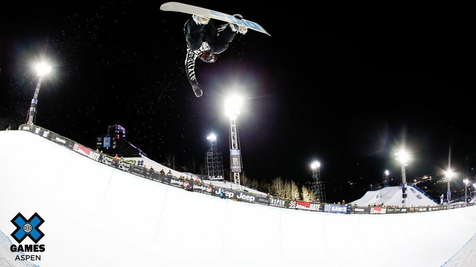 Queralt Castellet guanya l'or als X Games d'Aspen