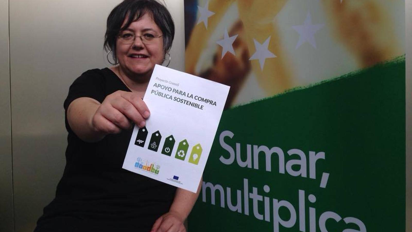 Cristina Gómez guanya les primàries de Podem a Menorca superant la candidatura oficialista