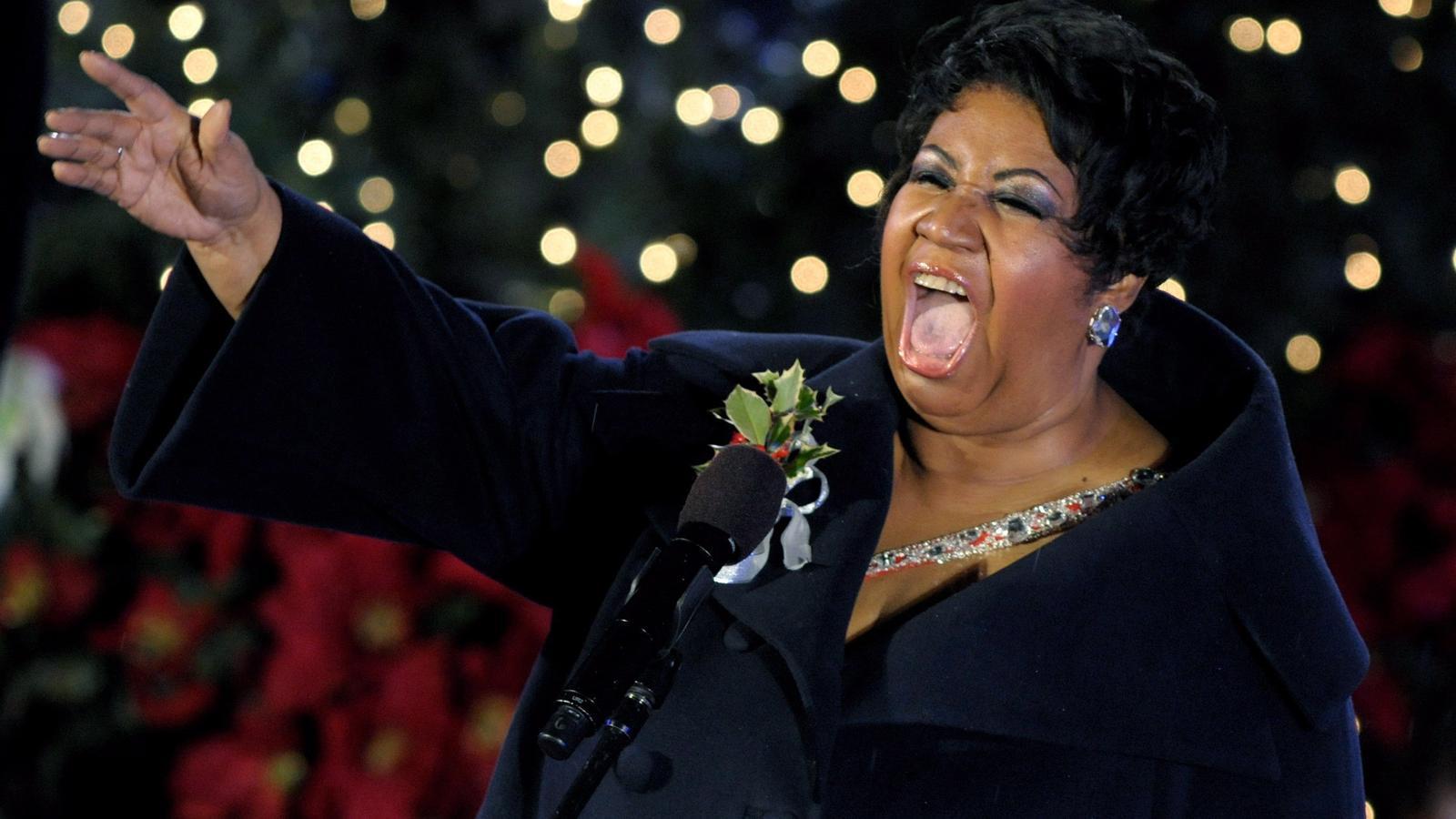 Aretha Franklin en 10 cançons inoblidables
