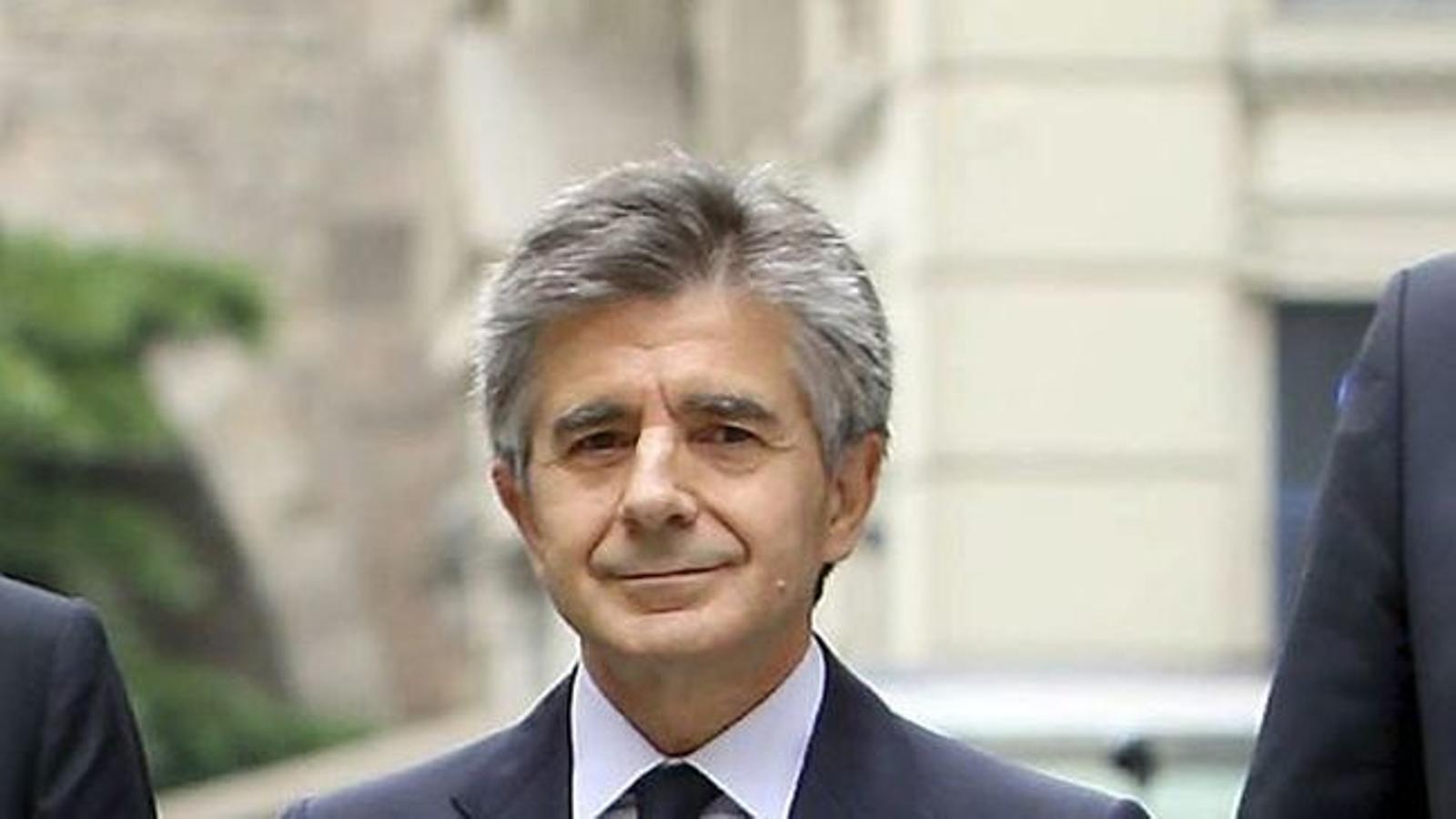 Antoni Zabalza, president d'Ercros.