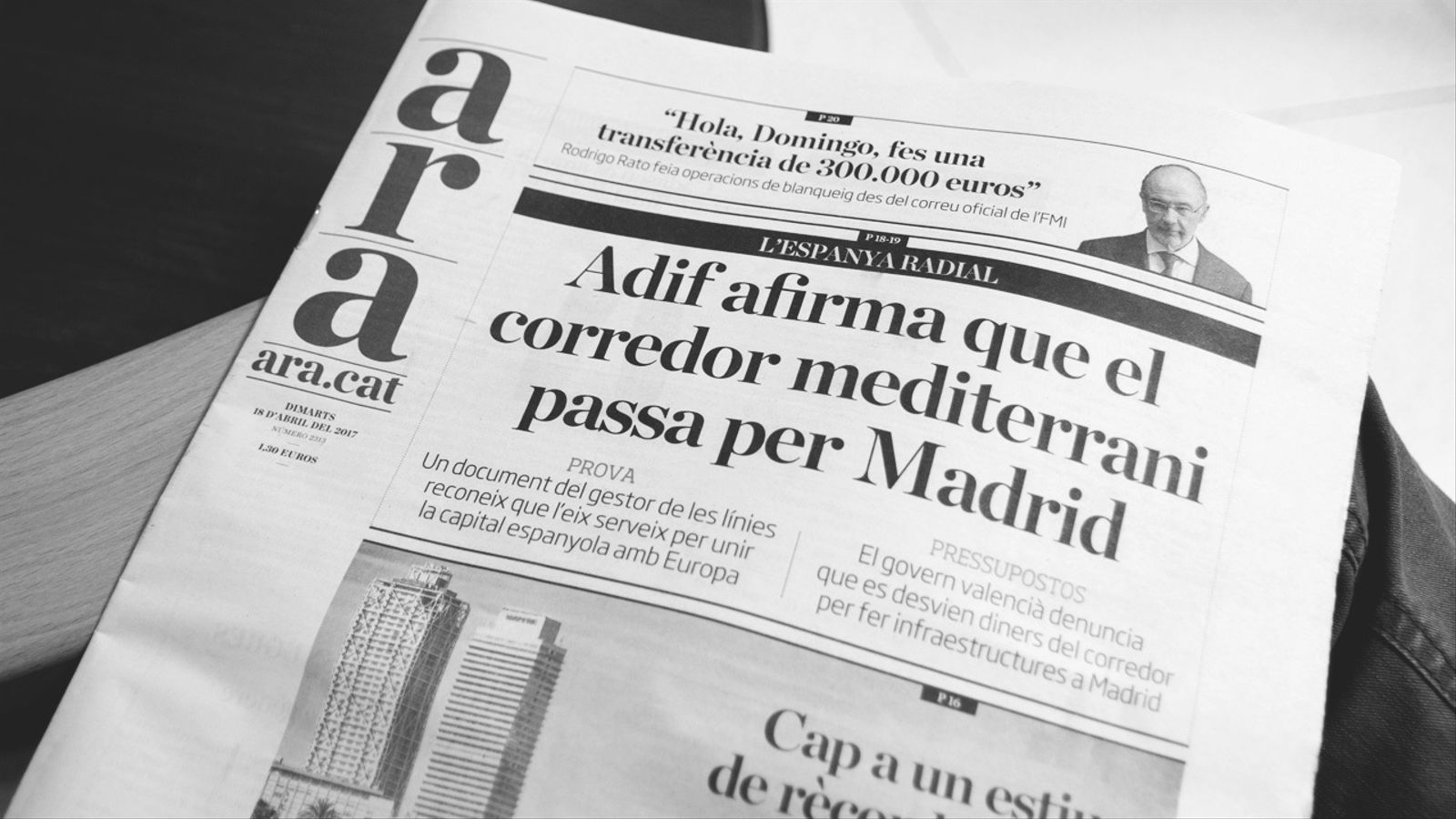 L'anàlisi d'Antoni Bassas: 'Madrid, port de mar'