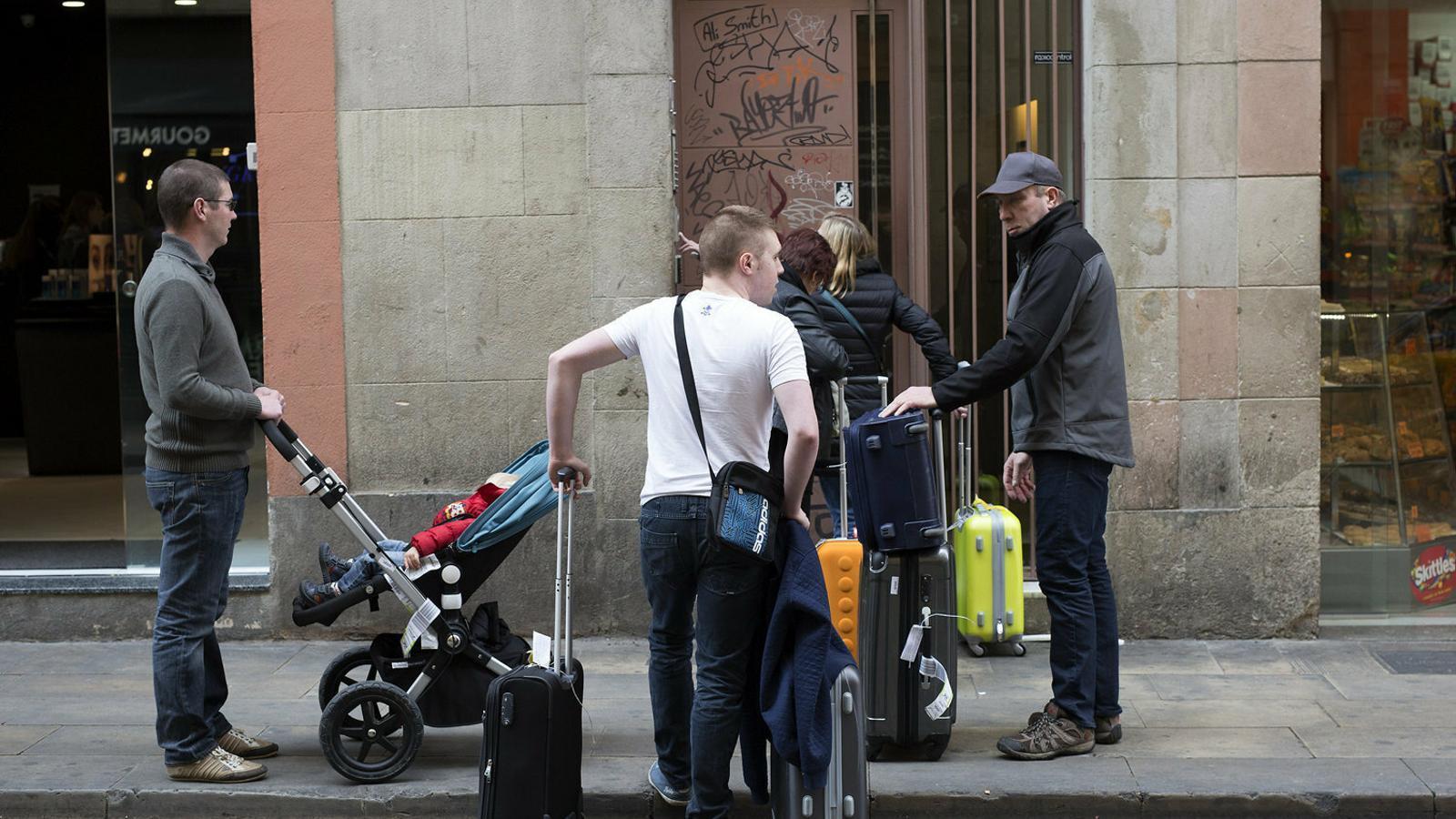 Airbnb duplica el seu pes a Catalunya