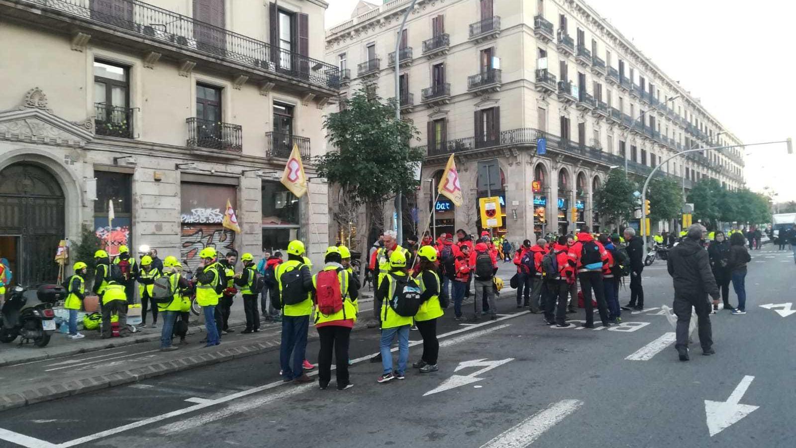 Segueix aquí les mobilitzacions dels CDR contra el consell de ministres