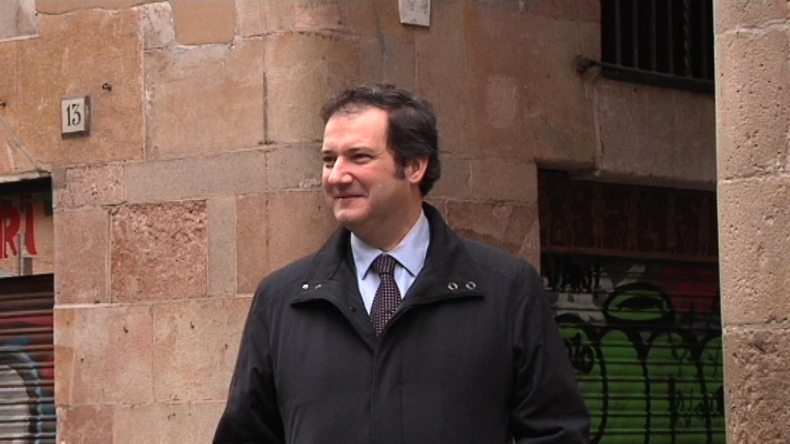 Jordi Hereu: Tura o Trias poden prometre coses, jo ja les he fet