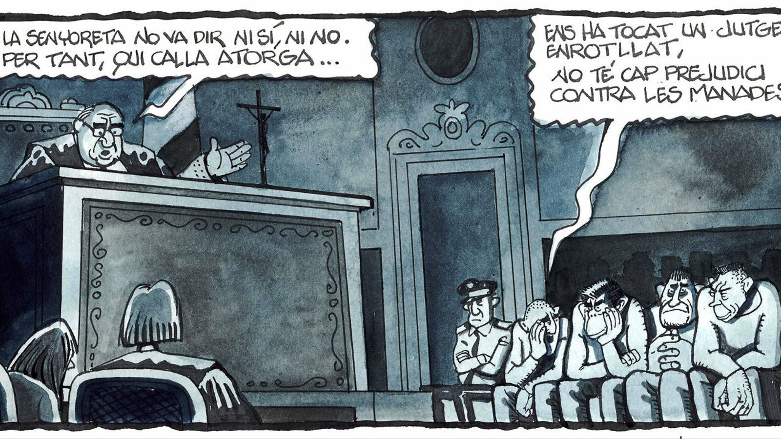 'A la contra', per Ferreres 05/11/2019