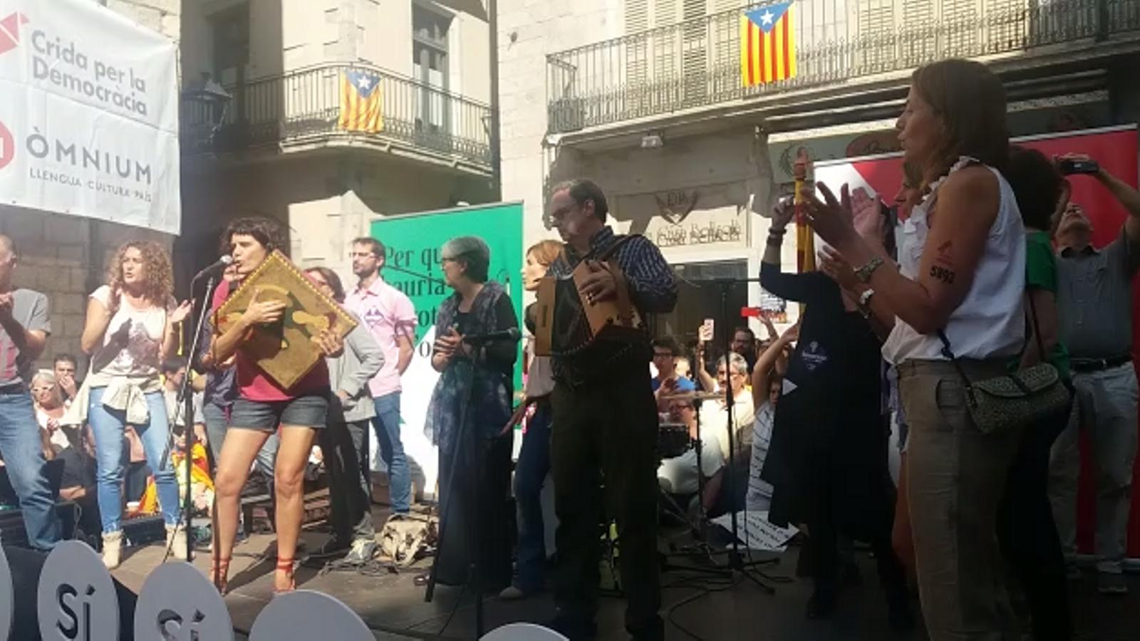 L''Estaca' a Girona