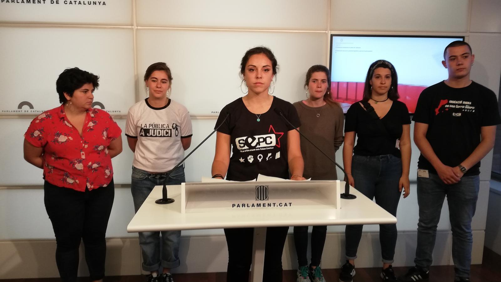 Nou estudiants s'enfronten a quatre anys de presó per les protestes contra les taxes universitàries