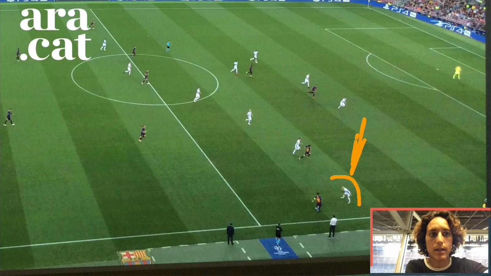 L'anàlisi del Barça-PSV en vídeo: la societat Messi i Sergi Roberto