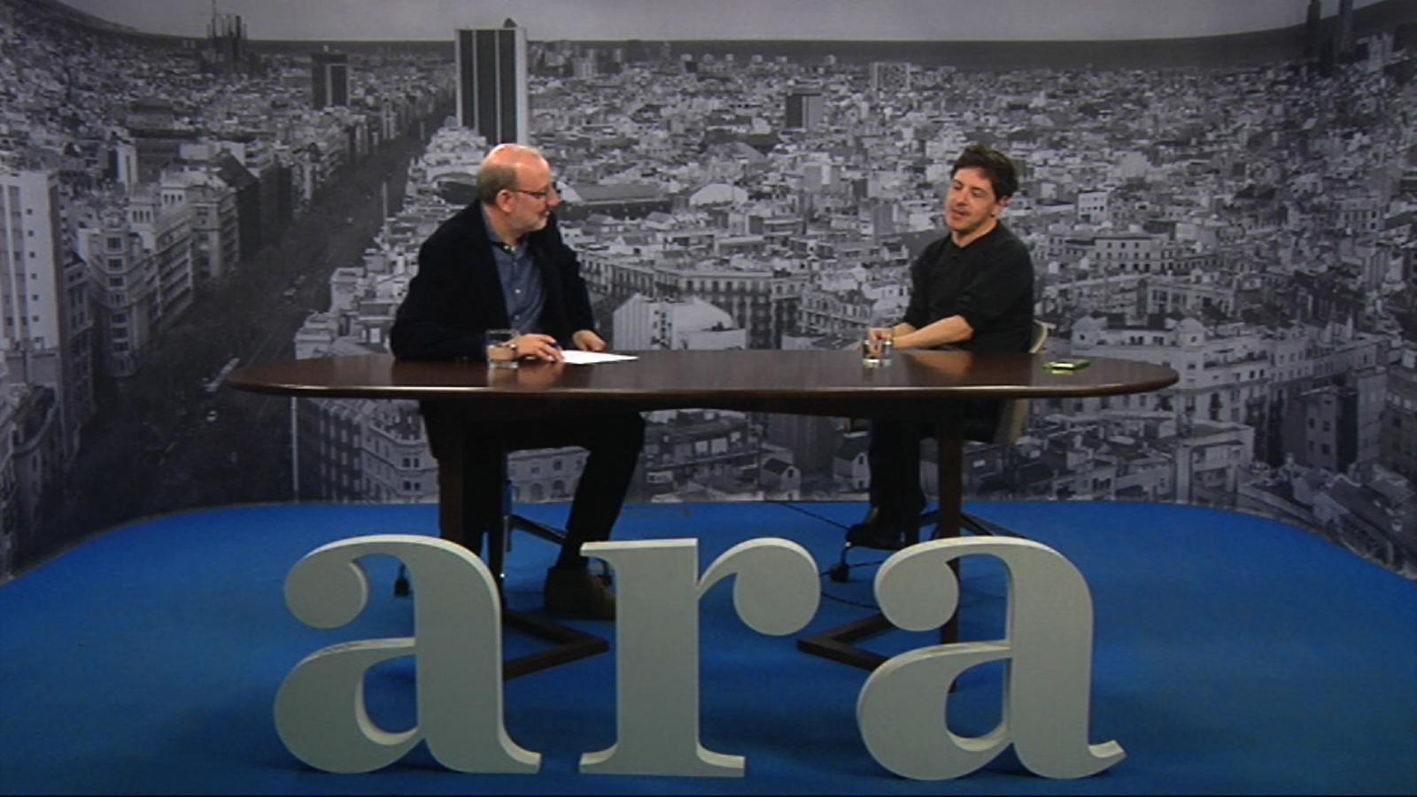 Entrevista d'Antoni Bassas a Juan Carlos Ortega