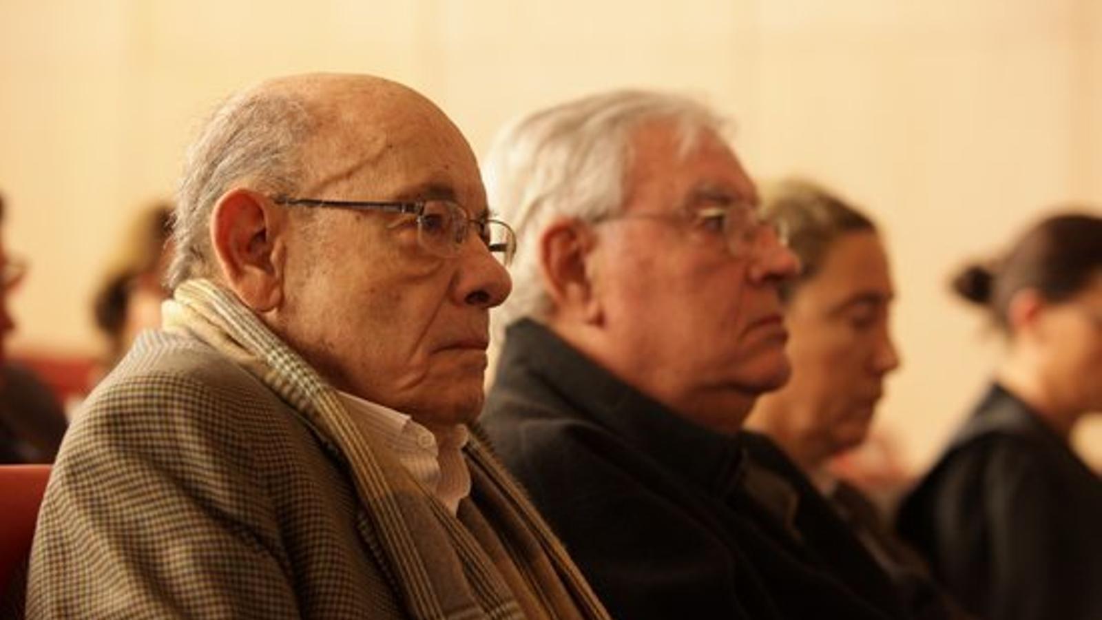 L'Audiència ordena l'ingrés a presó de Millet, Montull i Osàcar abans del 25 de juny pel cas Palau