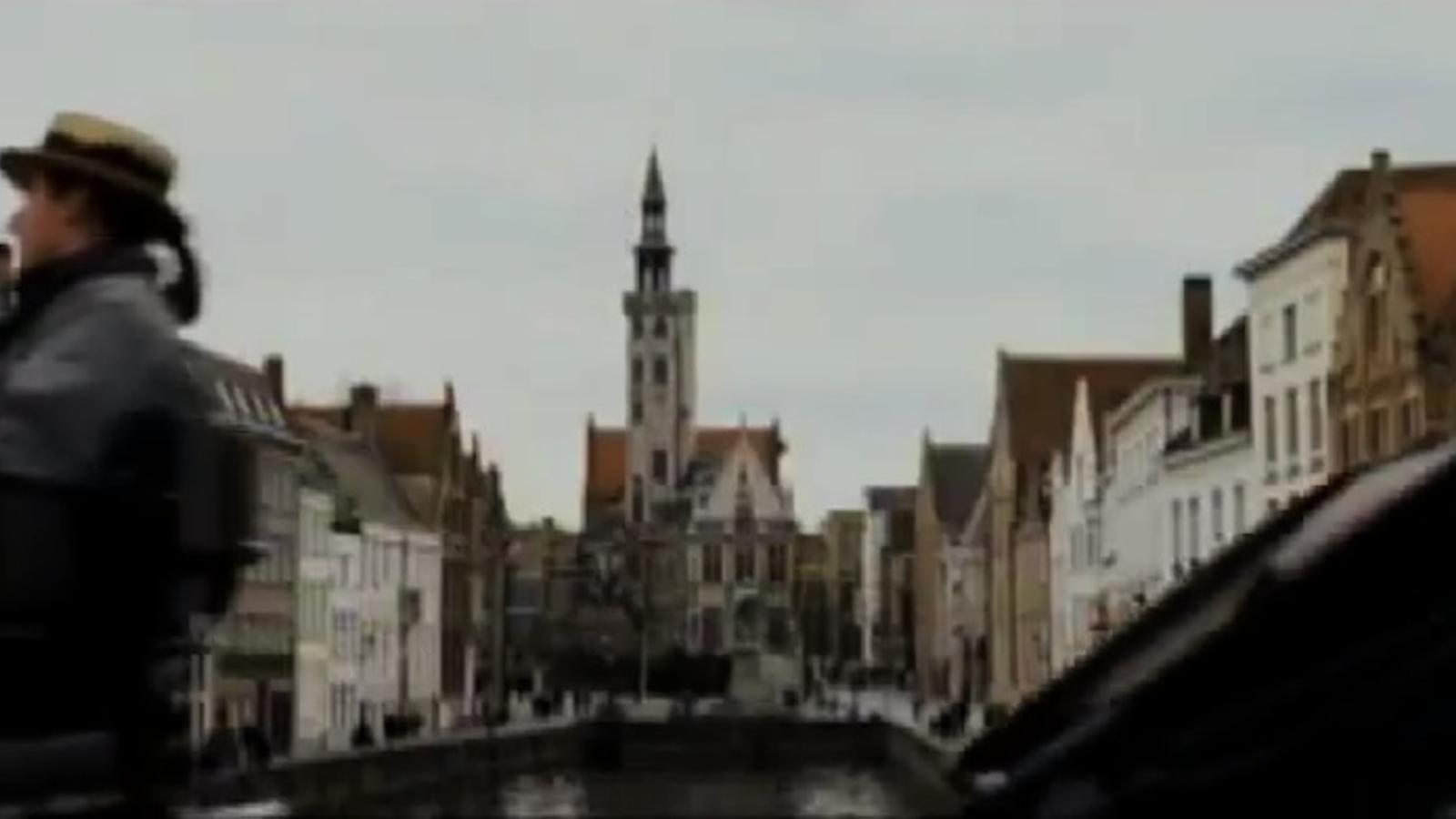 Tràiler de la pel·lícula 'In Bruges'