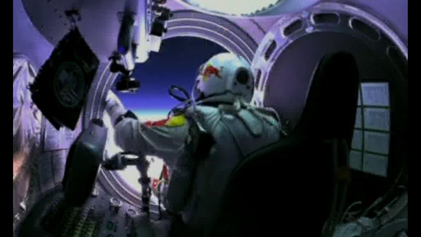 El salt estratosfèric de Felix Baumgartner