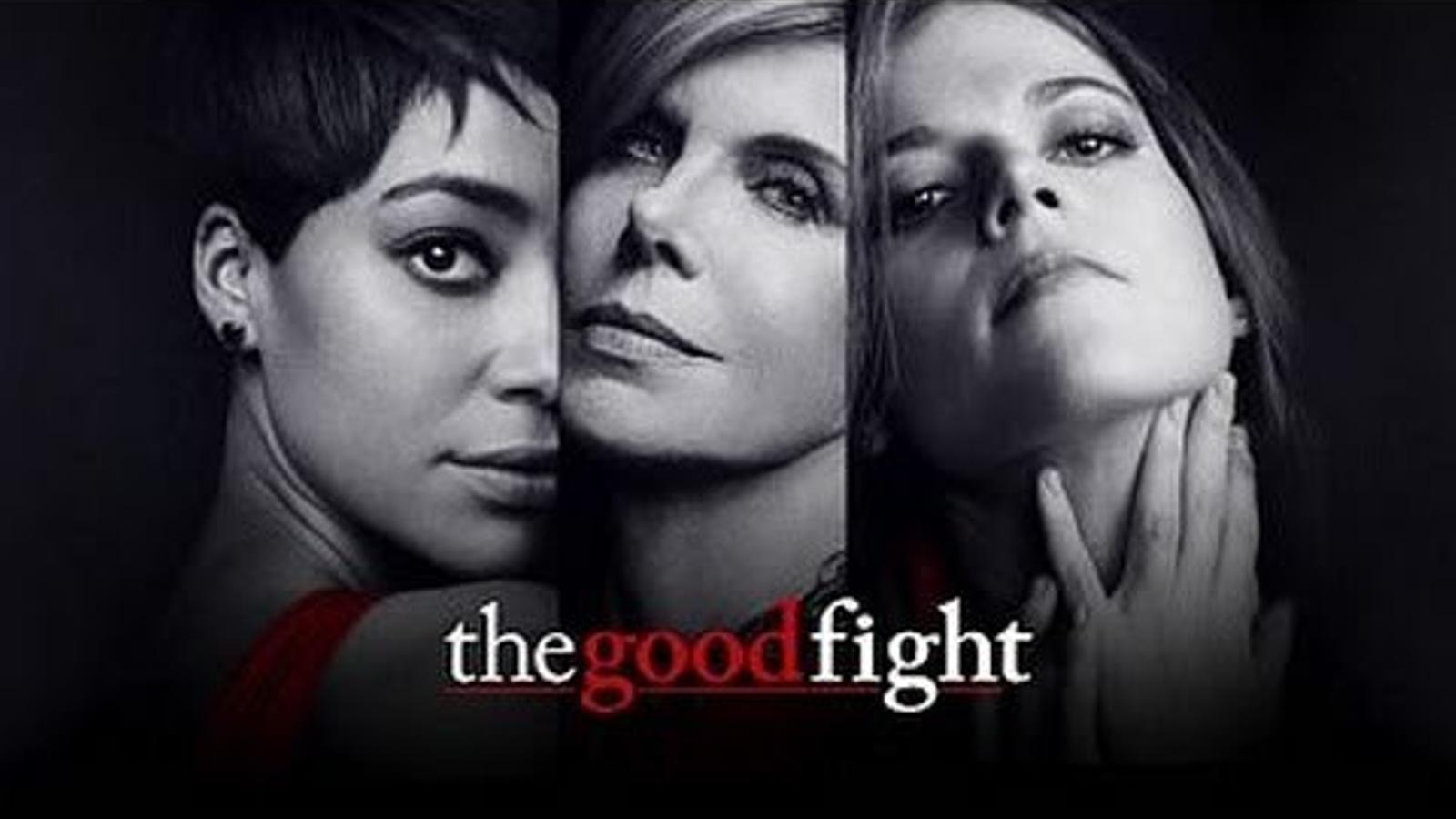 Tràiler de 'The good fight'