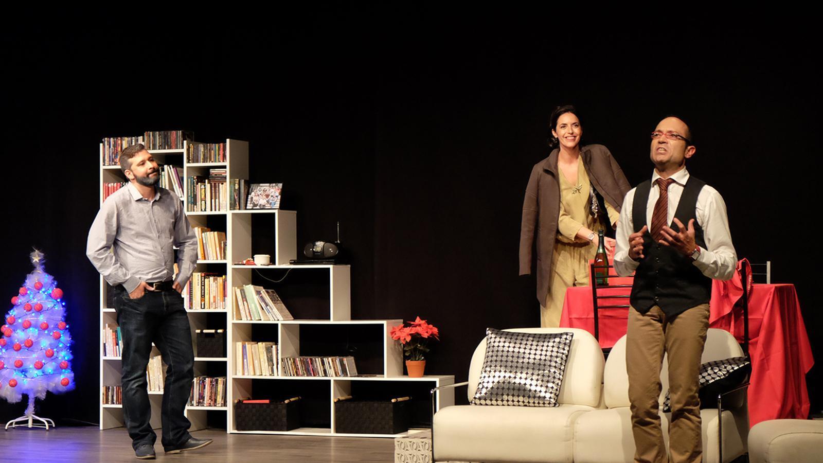 Estrena de 'Beautifool & Wonderfool' amb una molt bona acollida del públic / M. T. (ANA)
