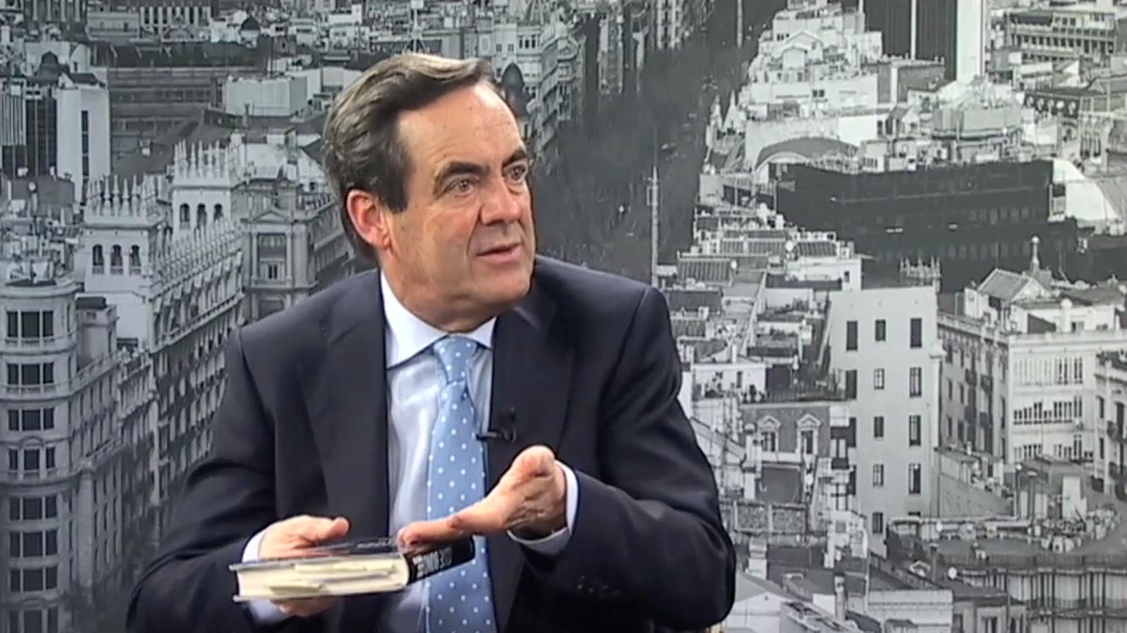 José Bono: Maragall va dir que si no es presentava una oferta estatutària, les eleccions estaven perdudes