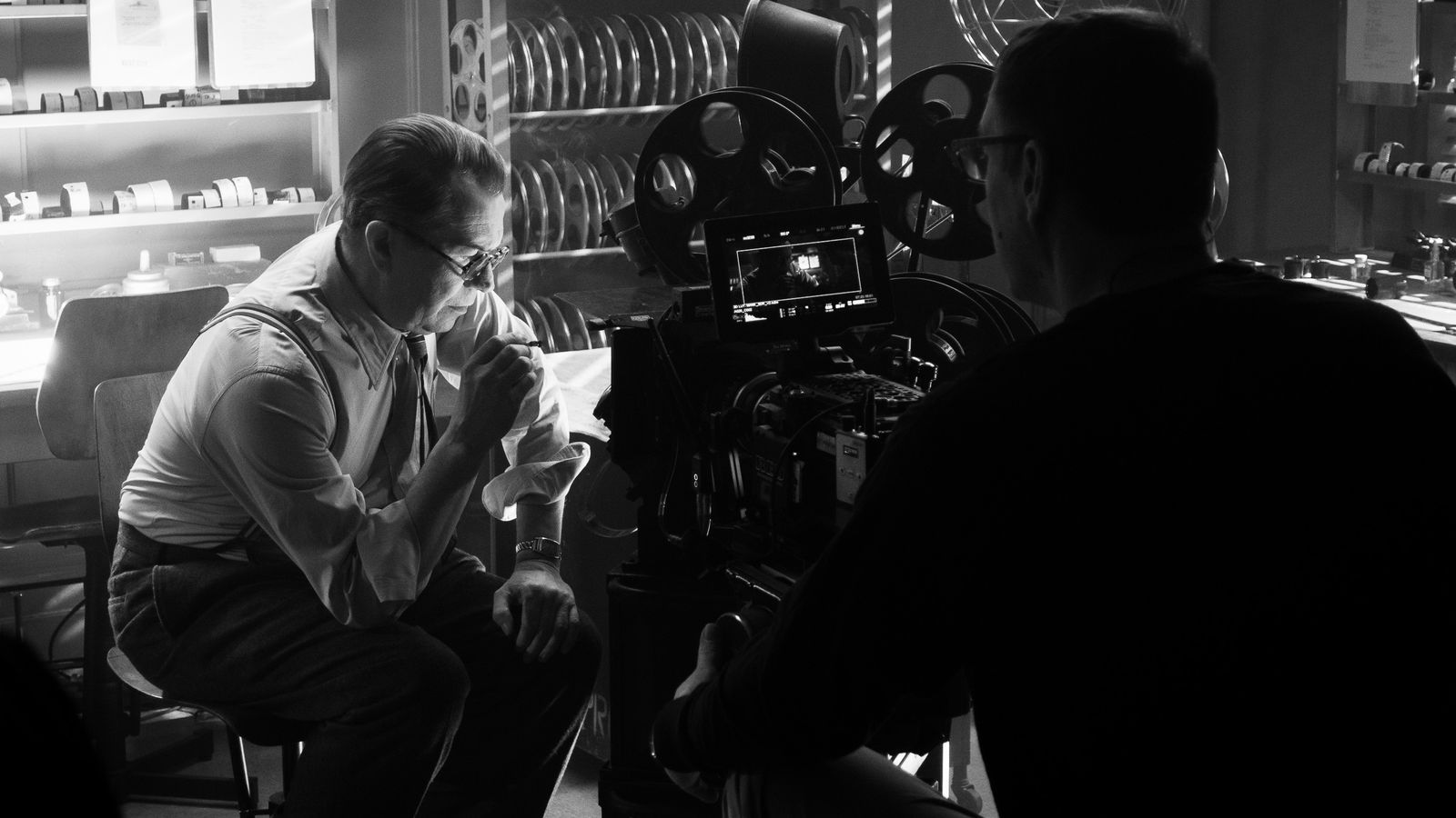 ¿Trencará Fincher el malefici de 'Ciutadà Kane' i Netflix als Oscars?