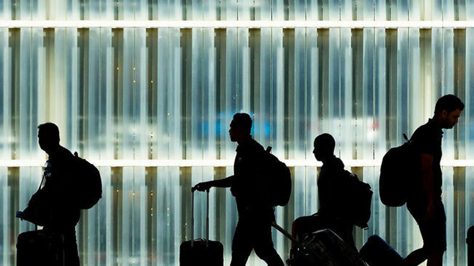Una imatge d'arxiu de l'aeroport del Prat. / Arxiu ANA