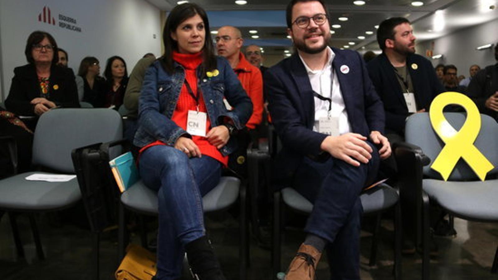 """Aragonès crida a no caure """"en provocacions ni en el relat fals de violència"""" de cara al 21-D"""