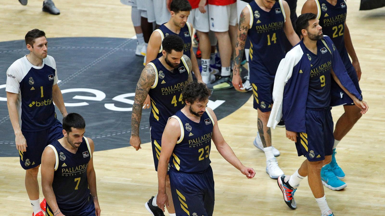 El Madrid perd davant l'Andorra i queda a un pas de ser eliminat