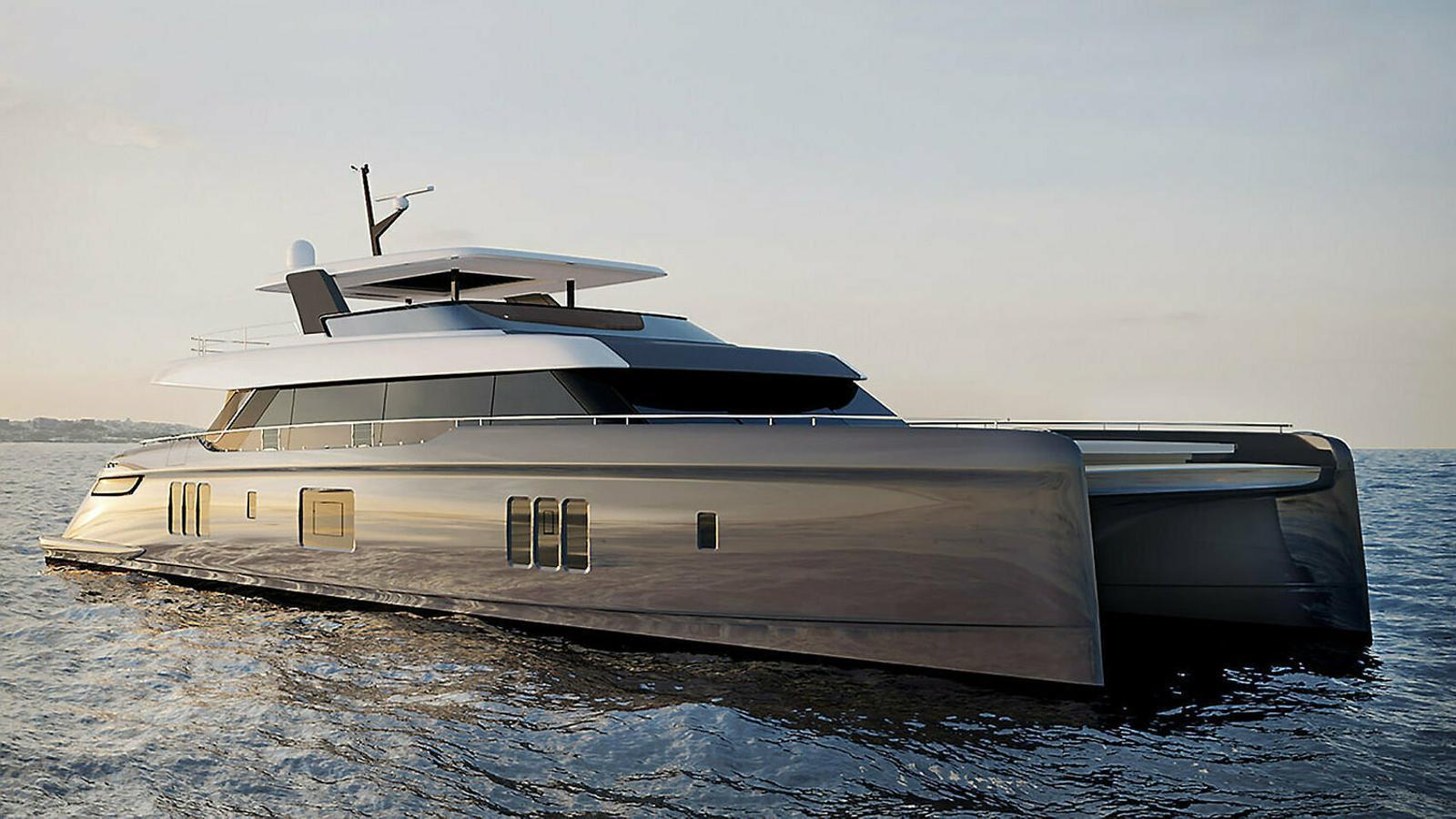 Rafel Nadal ha adquirit un catamarà de luxe que podrà amarrar en el Club Nàutic de Porto Cristo