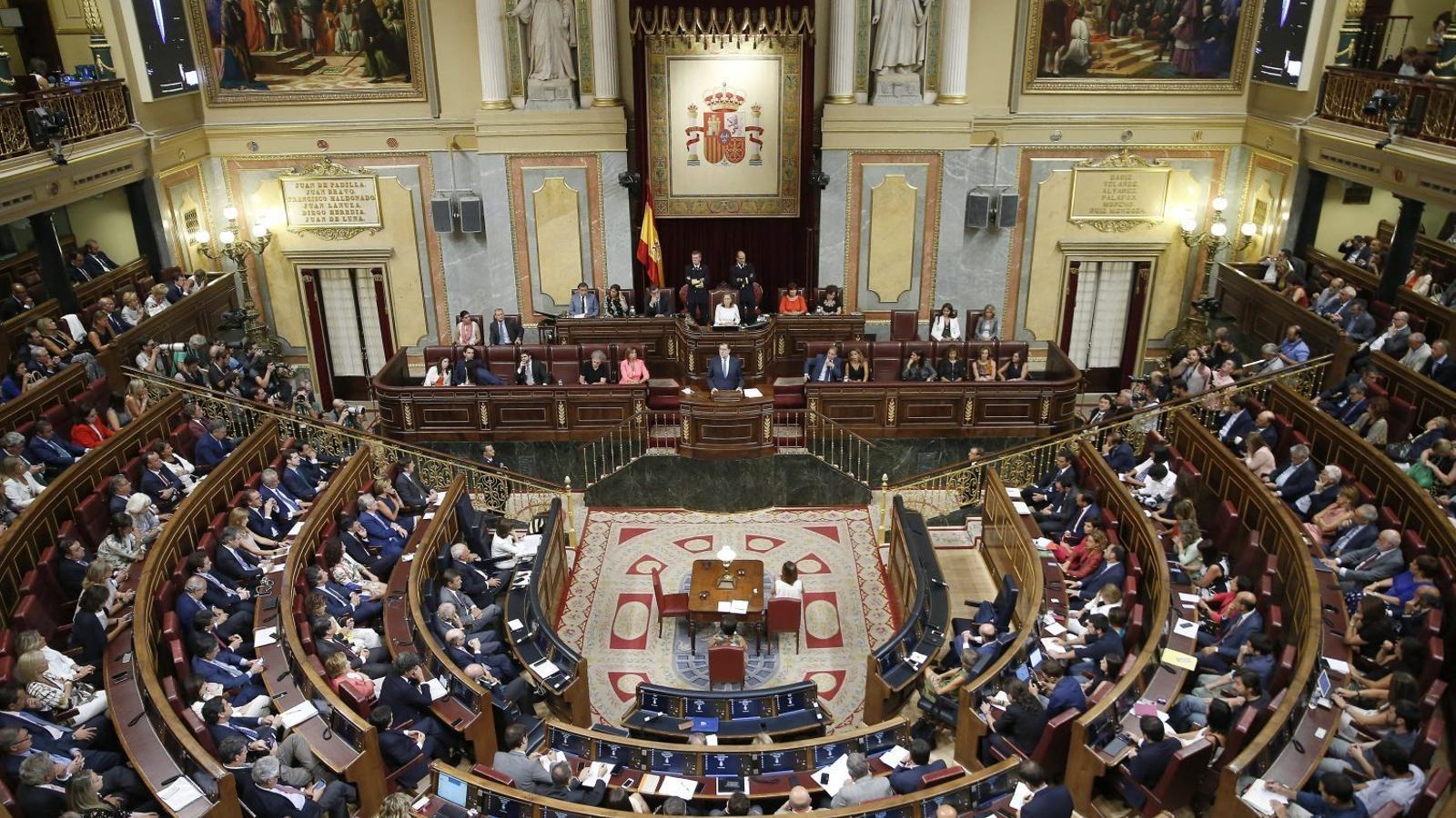 Directe, des del Congrés de Diputats