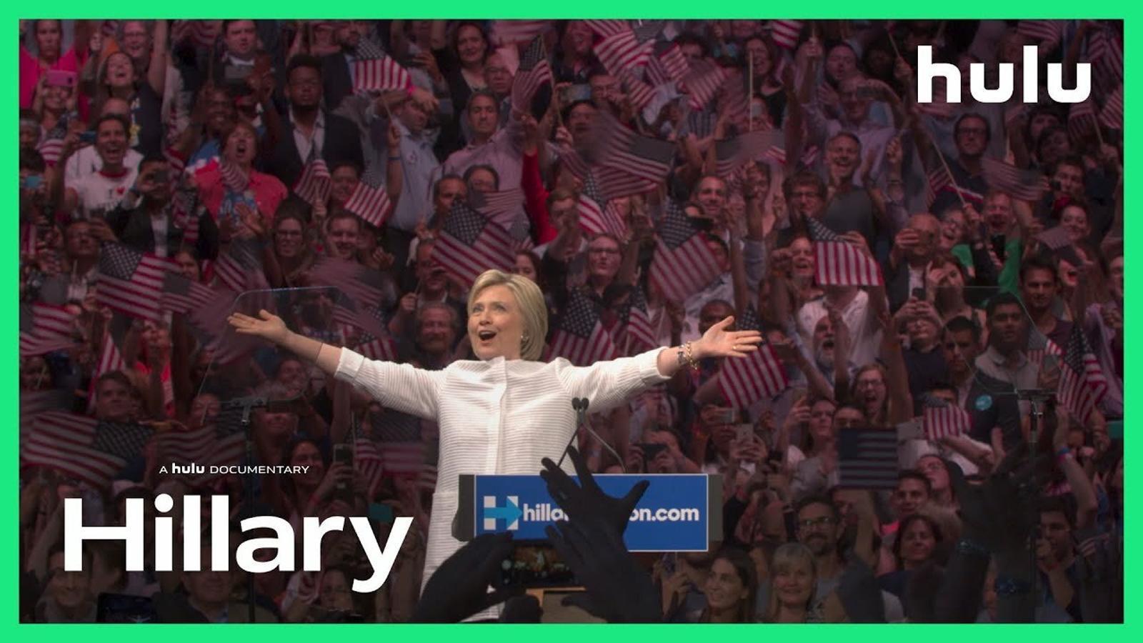 Tràiler del documental 'Hillary'