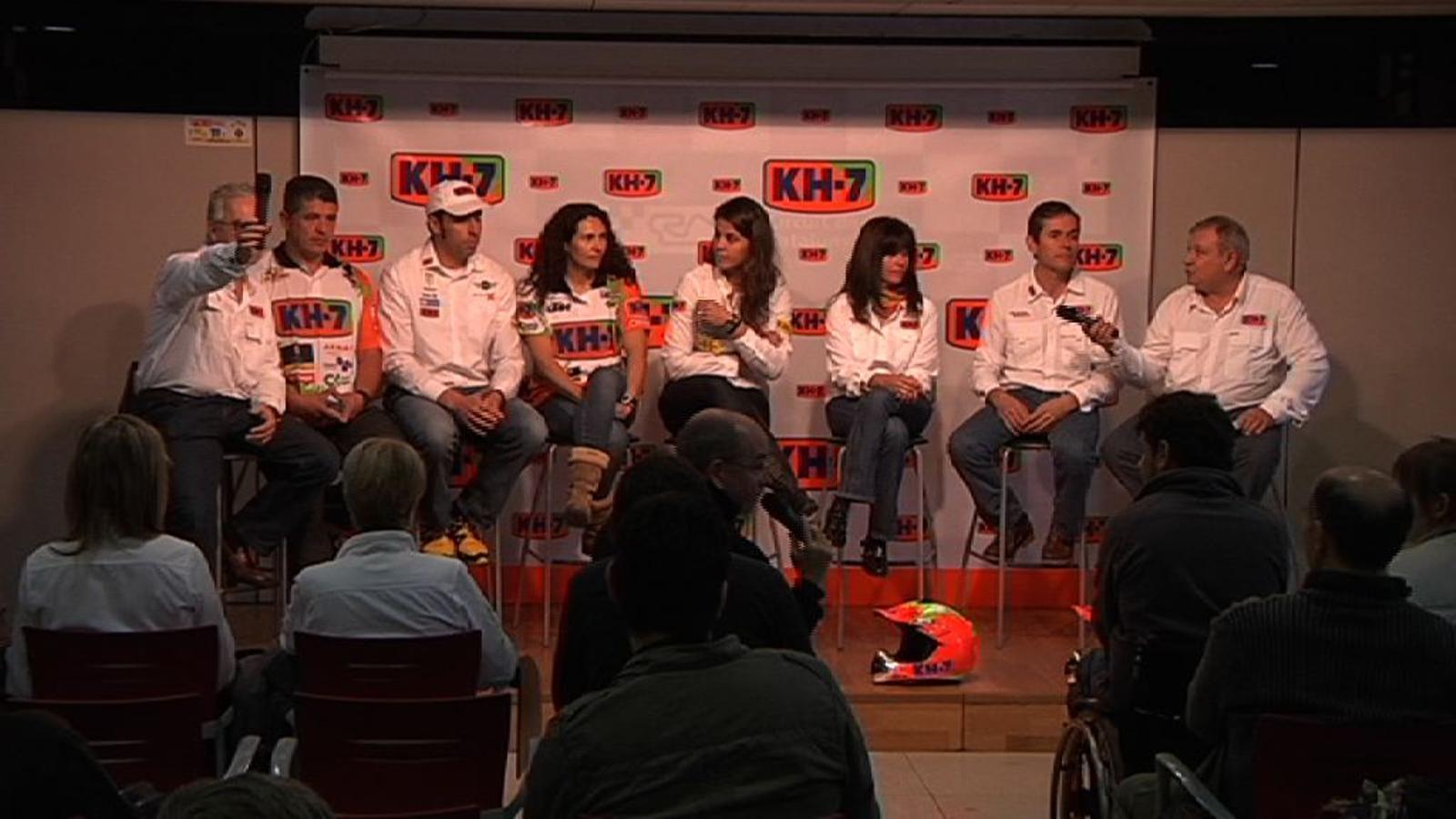 Nani Roma, sobre el Dakar 2012: L'objectiu és guanyar!