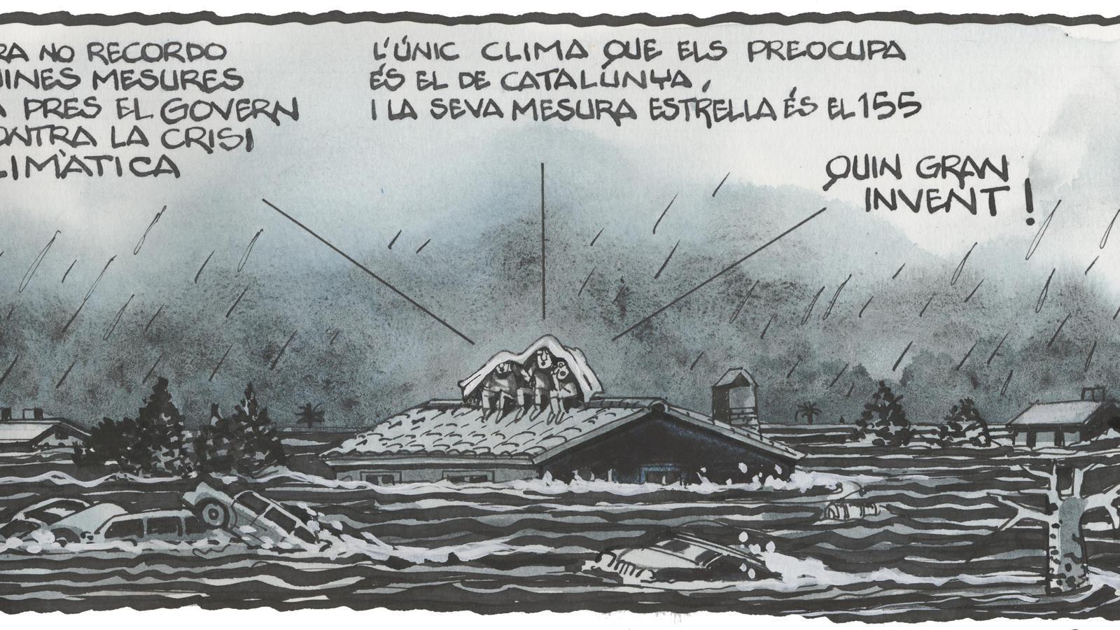 'A la contra', per Ferreres (18/09/2019)