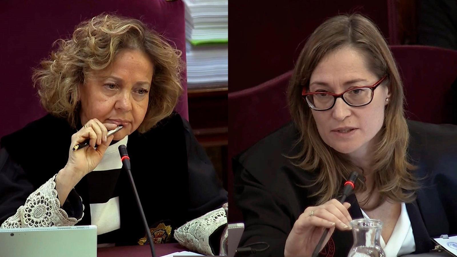 L'anàlisi d'Antoni Bassas: 'Sí, fiscal Madrigal, esclar que també és un judici a la policia'