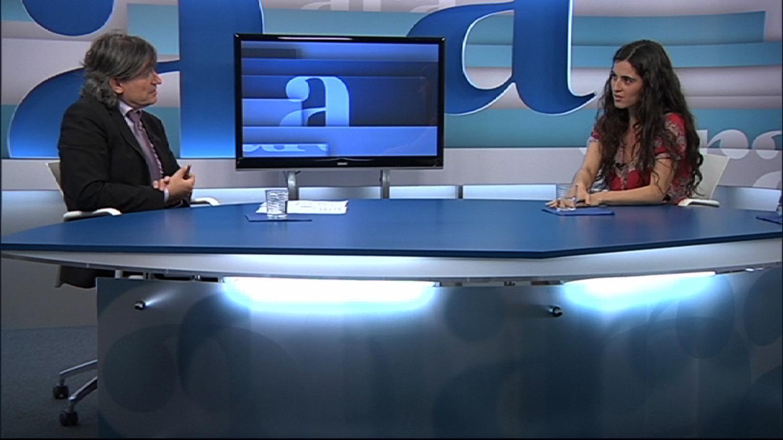Sílvia Pérez Cruz: Vull lluitar i no fer el que esperen de mi sinó el que m'agrada. He de ser sincera amb mi