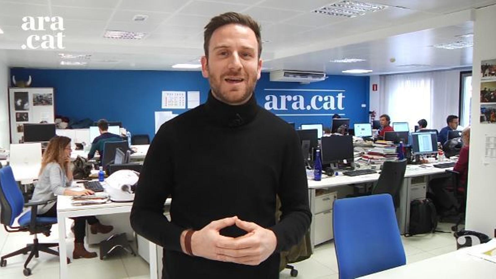 [VÍDEO] 'El fiscal tria la venjança abans que la veritat', l'anàlisi de Maiol Roger