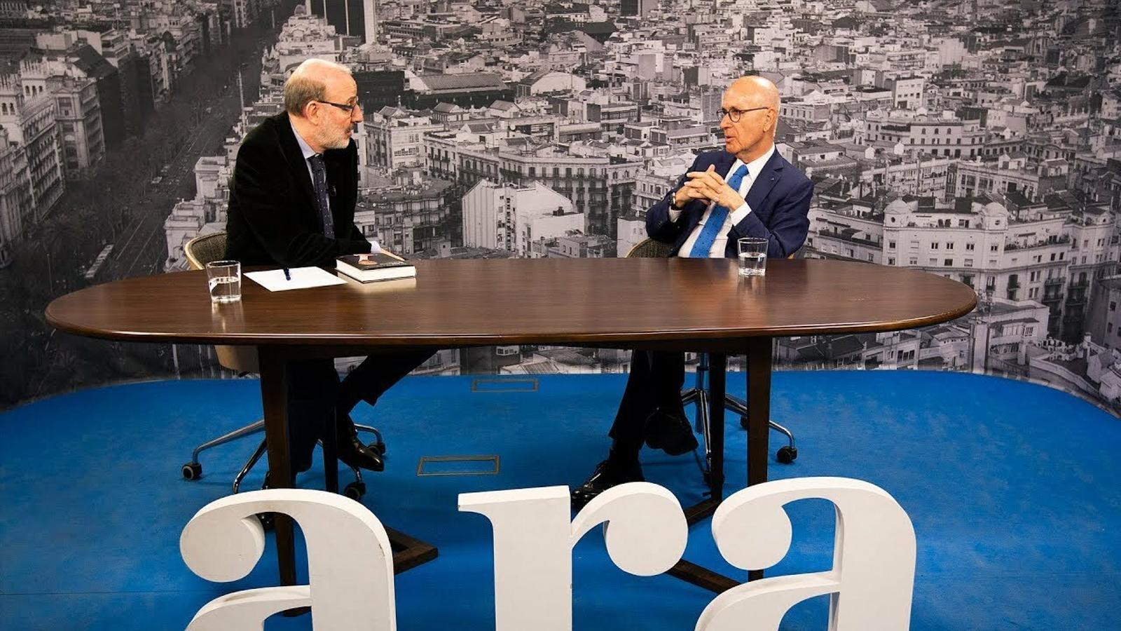 Antoni Bassas entrevista Josep Antoni Duran i Lleida