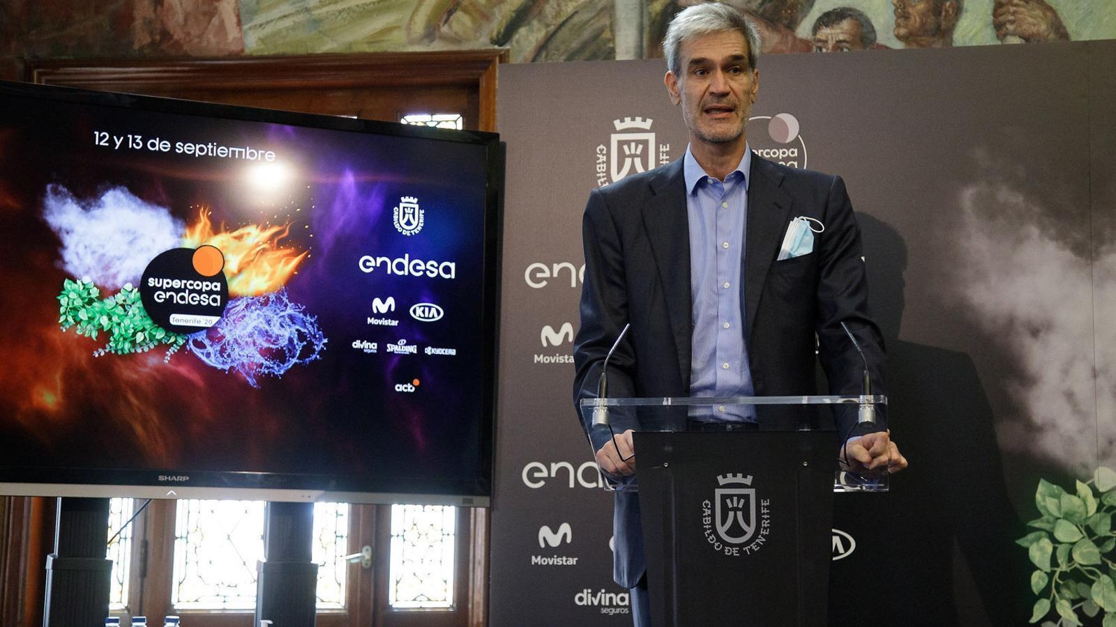 La Lliga Endesa tindrà 18 equips